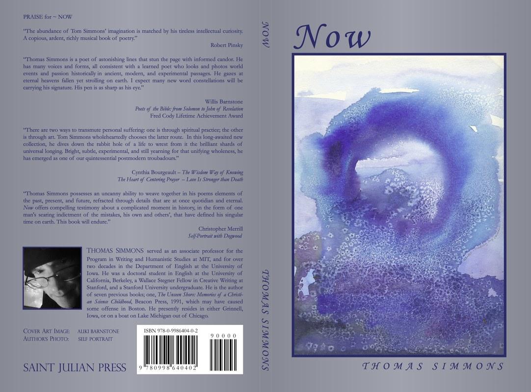 Thomas Simmons - SAINT JULIAN PRESS, Inc